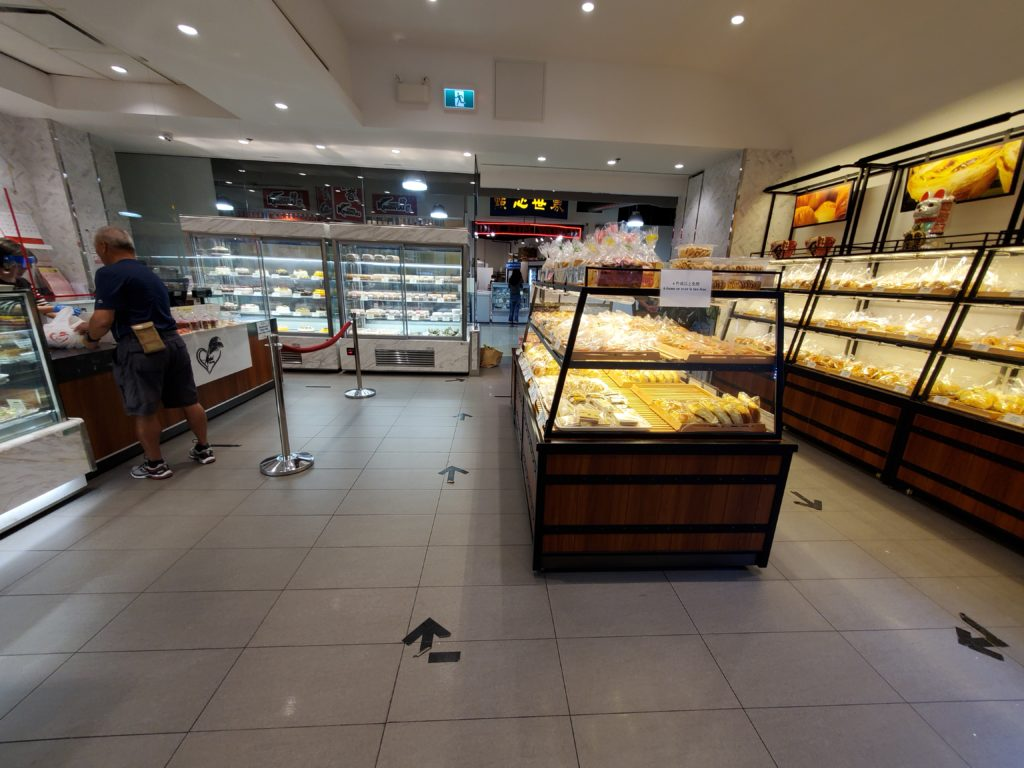 Maxim's Bakery in Coquitlam, Vancouver