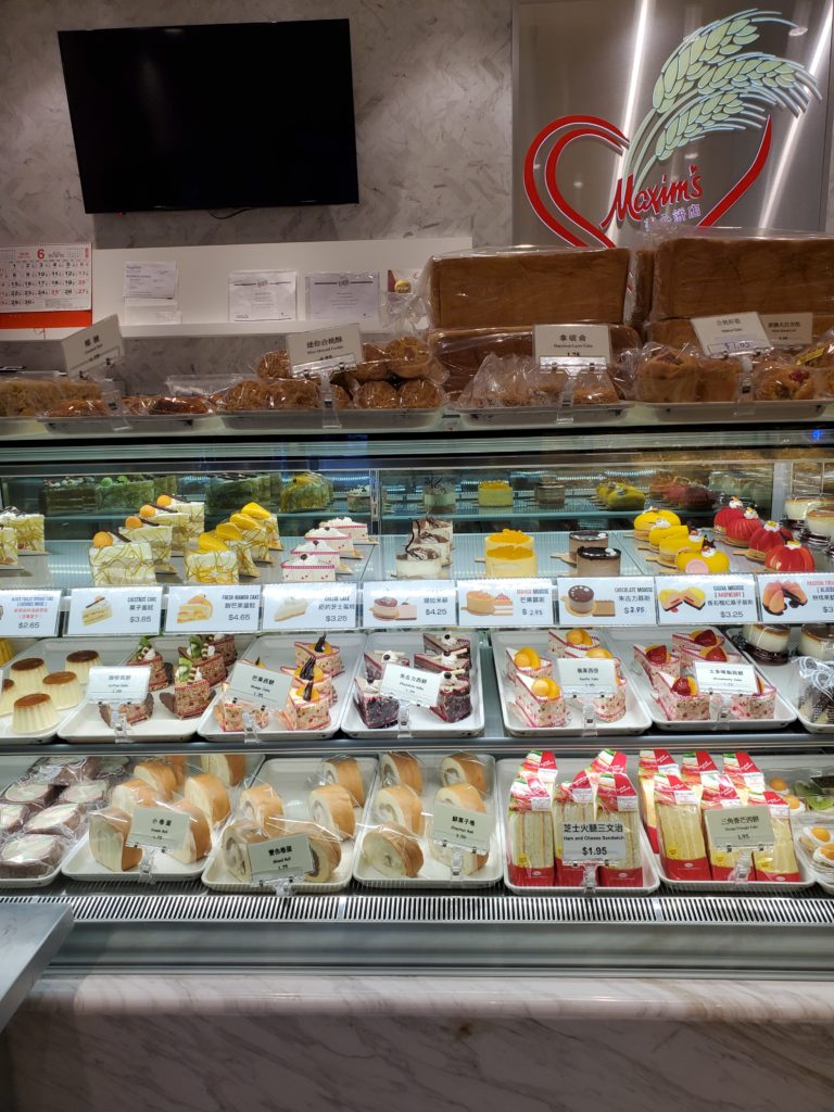 Maxim's Bakery - Cake collection in Vancouver