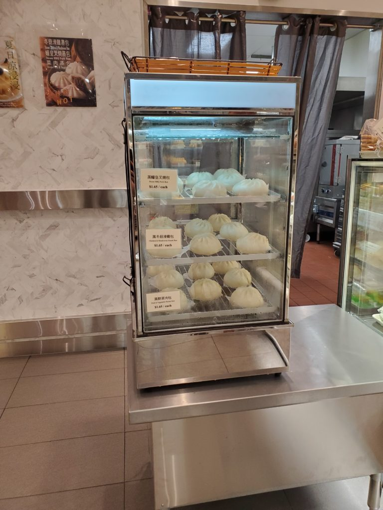 Maxim's Bakery - Chinese Bun In Vancouver - Steam Bun In Vancouver