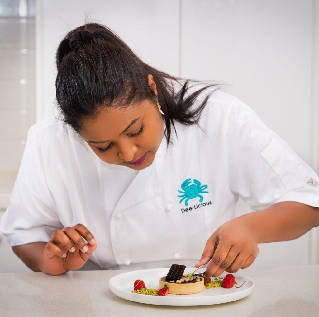 Chef Dhayanie Williams, Australia - Chatty Bear Chefs Unplugged, Chefs Unplugged, Sri Lanka Supreme Chef Judge