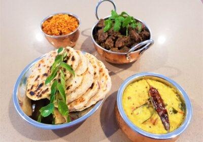 Chef Dhayanie (Dee) Williams Recipe - Jaffna Goat Curry Recipe By Chef Dhayanie (Dee) Williams - Chatty Bear Recipe