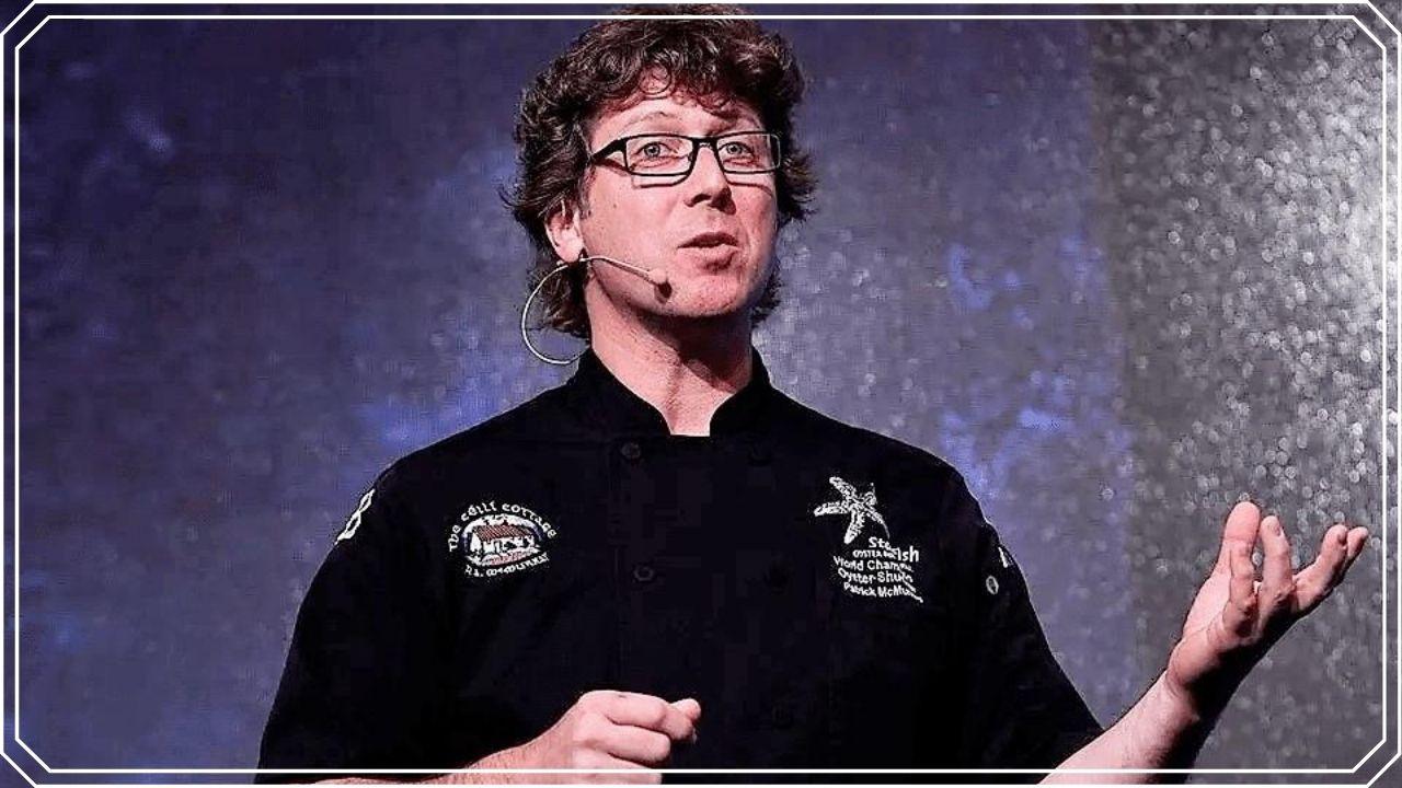 Chef Patrick (Shucker Paddy)