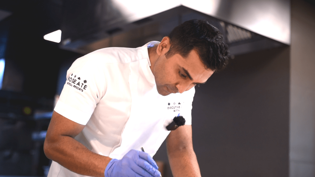 The Roseate, New Delhi, Executive Chef Nitin Bajaj - Chefs Unplugged