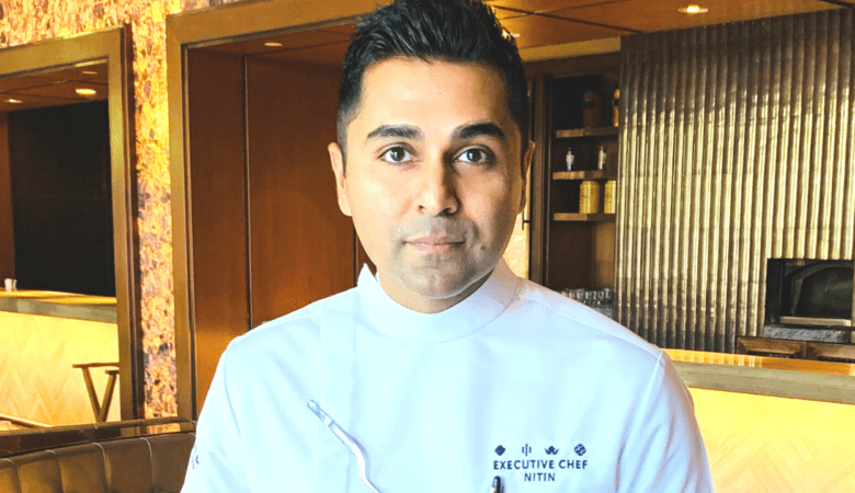 The Roseate, New Delhi, Kiyan & Chi Ni Restaurant - Executive Chef Nitin Bajaj - Chefs Unplugged