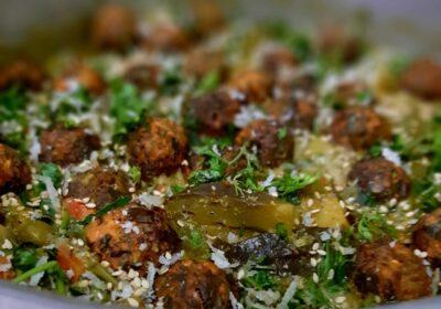 Gujarati Undhiyu Recipe - How To Make Undhiyu At Home? - Gujarati dish - homemade Undhiyu - media and marketing for hospitality industry