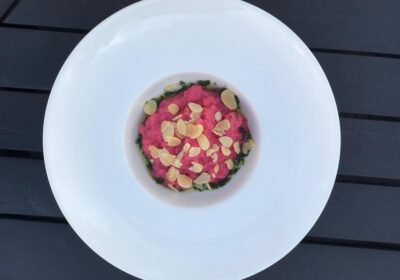 Beetroot Risotto Recipe By Chef Sandeep Supkar