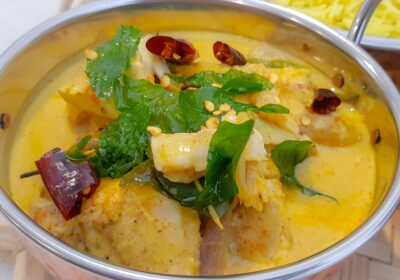Kiri Malu Recipe – Sri Lankan Creamy Fish Curry