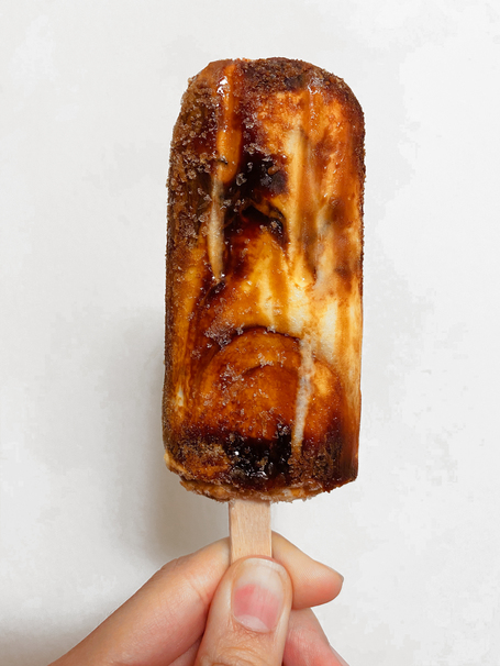 Top 7 Favourite Food Trends of 2020 - Brown Sugar Boba Ice Cream Bars