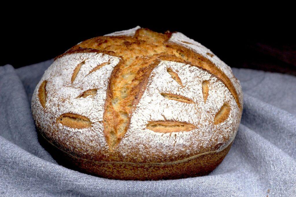Sourdough Bread - Top 7 Favourite Food Trends of 2020