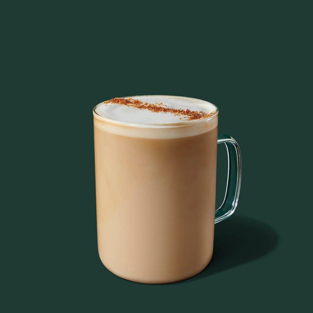 Oat Milk - Starbucks Oat Milk Latte